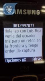 intento de fraude por celular