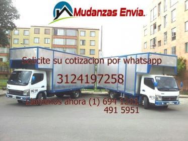 MUDANZAS ENVIA