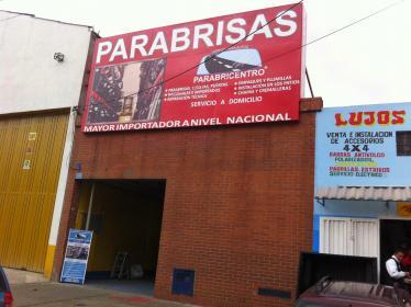 Parabricentro Estanzuela
