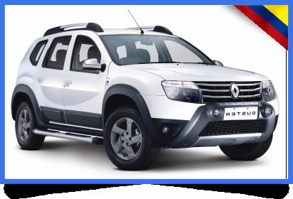Alquiler de carros en Ibagué