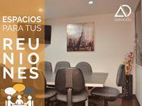 ALQUILER DE OFICINAS AMOBLADAS POR HORA
