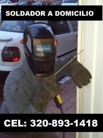 soldador ornamentador 24 horas bogota soldadura