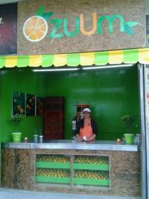 Zuum Zumos de Naranja