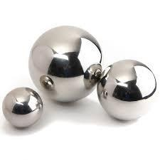 Esferas en acero para bolirana