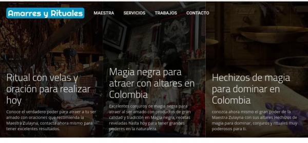 Amarres de amor Bogotá