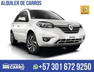 Alquiler de carros en Barranquilla