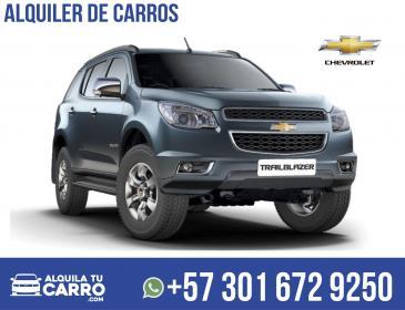 Alquiler de carros en Montería