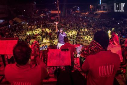 Grupo de Salsa Para Eventos - Anddy Caicedo