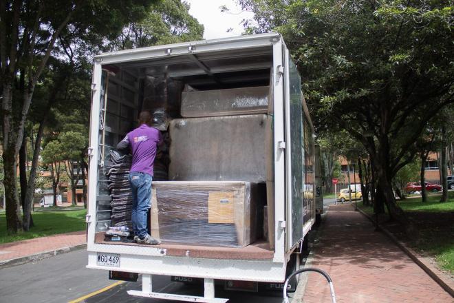Otra - Renta Espacio - Bodegas, Empaques y Mudanzas en Bogota