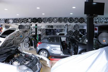 Ecollantas | Lujos y accesorios para carro en medellin