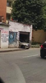 taller donde pintan los vehíc...